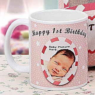 Personalized Memories Mug: Send Personalised Mugs for Him