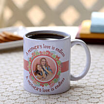 Personalized Mug for Mom: Mothers Day Personalised Mugs