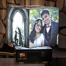 Personalized Rotating Lamp Large: Personalised Gifts Achalpur