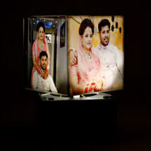 Personalized Rotating Lamp Mini: Personalised Gifts Rohtak