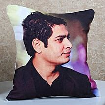 Personalized Suave Cushion: Birthday Gifts for Brother