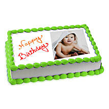 Photo Cake Pineapple: Photo Cakes to Noida