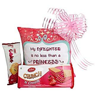 Pink Hamper: Birthday Gift Hampers
