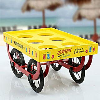 Rangeela Shot Cart: Bar-accessories