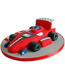 Red Hot Ferrari Car Cake: Gifts for Kids