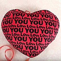 Red Love You Heart: Soft toys for Her