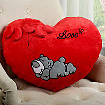 Red Small Soft Heart: Soft toys for Him