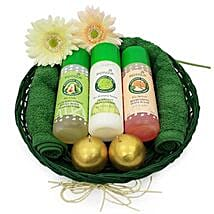 Refresh Yourself Hamper: Send Womens Day Gift Hampers