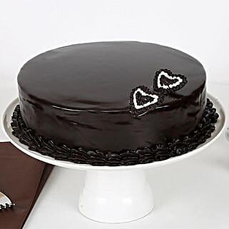Rich Velvety Chocolate Cake: Chocolate Cake