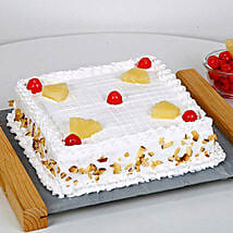 Special Fresh Fruit Cake: Buy Eggless Cakes