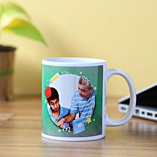 Special Personalised Mug For Teacher: Custom Photo Coffee Mugs