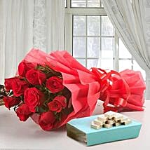 Special Someone: Flower & Sweets for Fathers Day