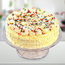 Special Vanilla Cake: Buy Eggless Cakes