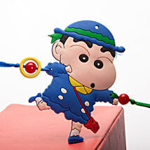 Stylish Shinchan Rakhi: Cartoon Rakhi