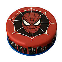 Superb Spiderman Cake: Spiderman Cakes