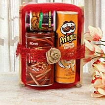 Sweet Yet Snacky: Gift Hampers for Kids