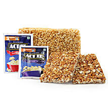 Sweets and Popcorn: Gifts for Lohri