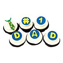 The DAD Cupcakes: Send Cup Cakes to Noida