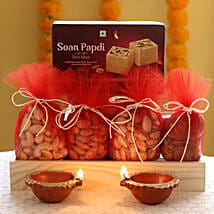 Thrill In Diwali: Diwali Diyas