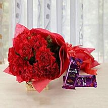 Time to Express: Send Flowers & Chocolates for Propose Day