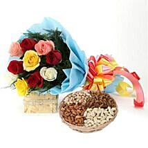 Treat Me: Flower N Dry Fruit