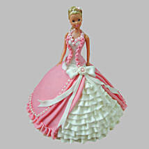 Ultra Style Queen Barbie Cake: Barbie Cakes