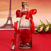 Unique Message In A Bottle: Valentine's Day Gifts to Cuttack