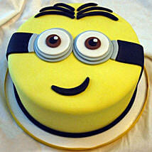 Yellow Minion Cake: Minion Cakes