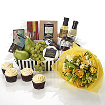 Family Treat Hamper: Mother's Day Gifts to New Zealand