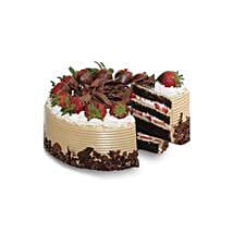 Choco n Strawberry Gateaux: New Year Gifts Philippines