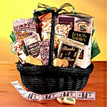 Cookies Basket: Birthday Gifts to Philippines