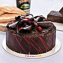 Delicious Choco Baileys Cake: Cake Delivery in Philippines