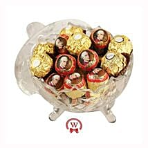 Mozart Rocher Royal: Send Gifts to Portugal