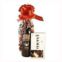 Red Wine and Chocolate: Gifts Delivery in Portugal