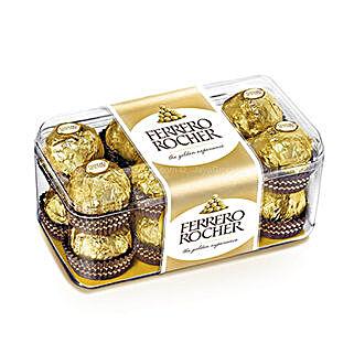 Ferrero Rocher Delight: Send Bhai Dooj Gifts to Qatar