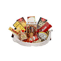 Tea for Two Basket: Gift Basket Delivery in Qatar