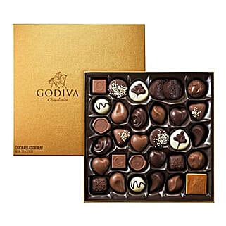 Chocolate Box By Godiva 34