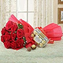 Combo For Love: Flower Delivery in Saudi Arabia