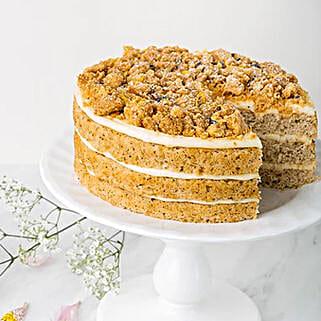 Earl Grey Lemon and LavenderCake: Order Cake Singapore