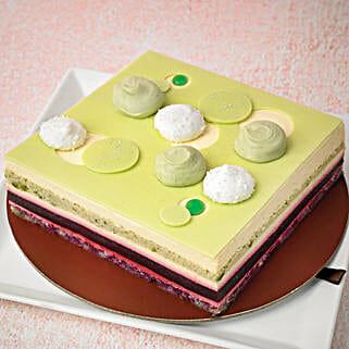Lip-Smacking Pistachio Cake