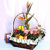 Tropical Paradise SGPR: Gift Basket to Singapore