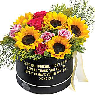 Vivacious View: Send Flowers to Singapore