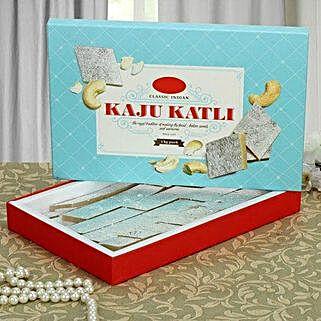 Wonder Kaju Barfi: Sweets for Bhai Dooj