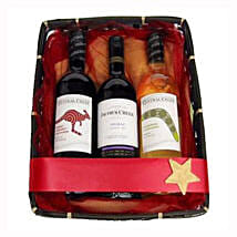 Australian New world Trio: Corporate Gifts to Spain