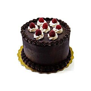 Raspberry n Chocolate Cake: Birthday Gifts to Thailand