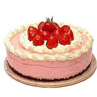 Strawberry Cake: Thailand Cakes