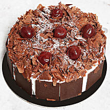 4 Portion Blackforest Cake: Send Cakes to UAE