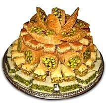 Baklava Pistasho: Send Sweets to UAE
