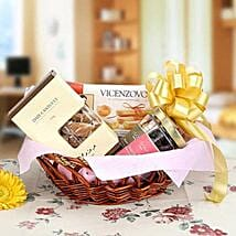 Basket of Surprises: Mother's Day Dry Fruit Hampers to UAE