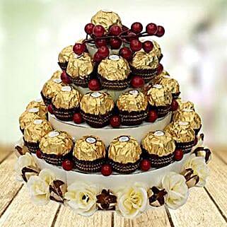 Chocolate Tower: Eid Chocolates to UAE
